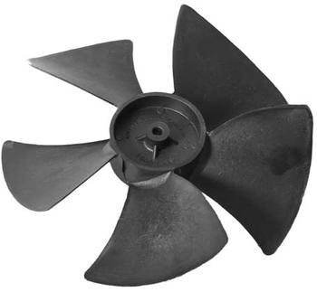 93 40421 4 blade plastic fan blade csh electric motor supply for Plastic fan blades for electric motors