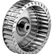 A508216 SINGLE INLET CENTRIFUGAL BLOWER WHEEL