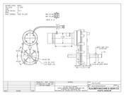 K01250-C600 Klauber Gear Motor (K01250C600)