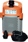 "SD300 General Dewatering Pump, 3/4""-1-1/2"" Top Discharge, 1/2 HP"