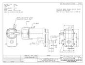 K01265-F500 Klauber Gear Motor (K01265F500)