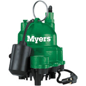Myers MDC33P1 Cast Iron Sump Pump 1/3HP