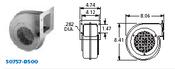 50757-D500 Centrifugal Blower