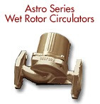 110223-306, Astro 30B (Bronze) Wet Rotor Circulator