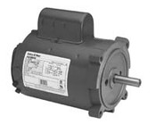 B420 Capacitor Start TEFC C-Face Motor 1/3 HP