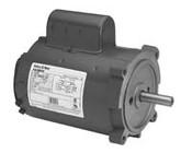 B519 Capacitor Start TEFC C-Face Motor 1/2 HP