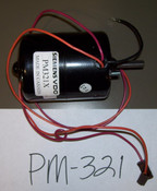 PM321 3 Diameter DC Blower Motor