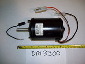 PM3300 3 Diameter DC Blower Motor