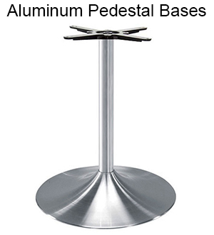 aluminum-pedestal-bases