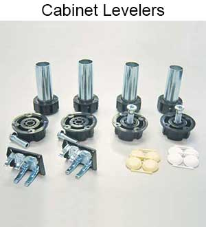 cabinet-levelers