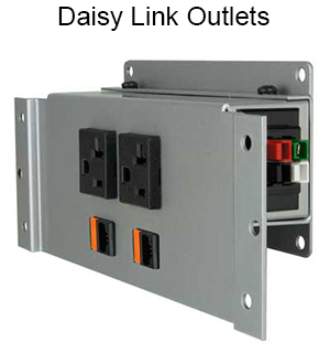 daisy-link-outlets