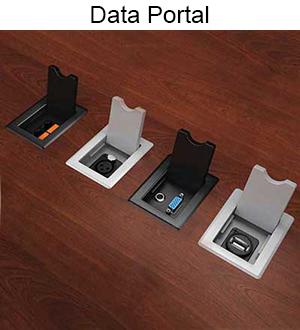 Data Portal desktop data center