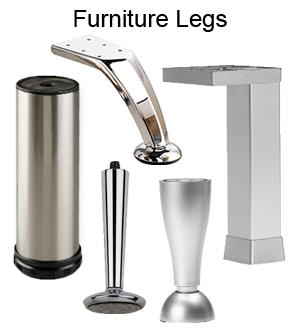 Furniture Legs & Cabinet Legs