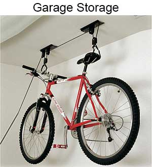 Definitive source for Garage Storage Solutions