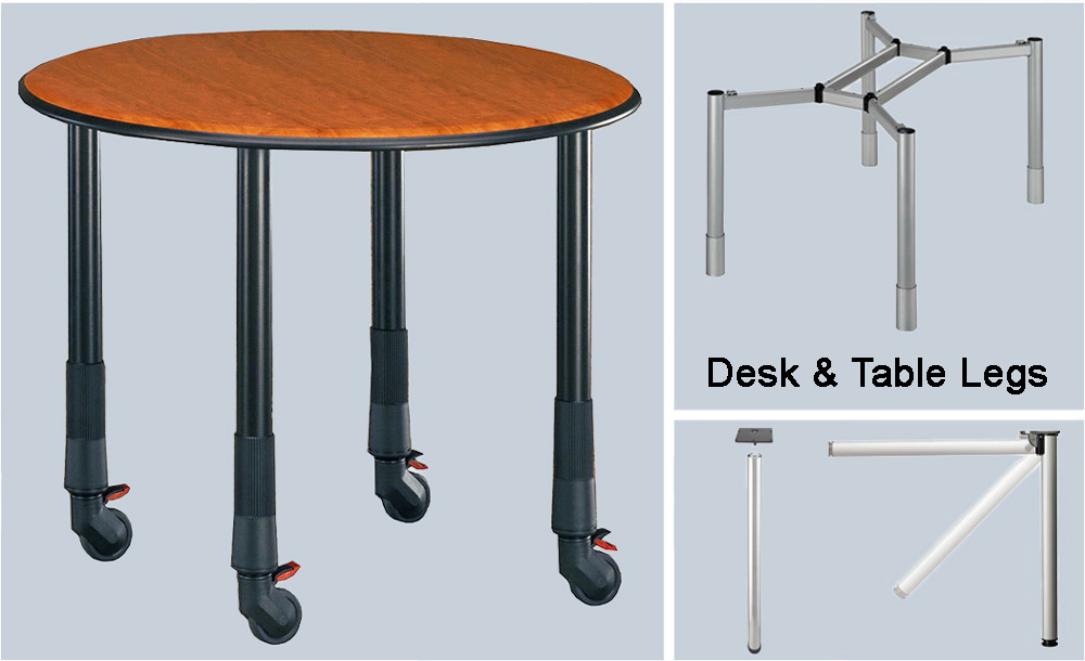 Desk & Table Legs | Huge Inventory, Free Shipping