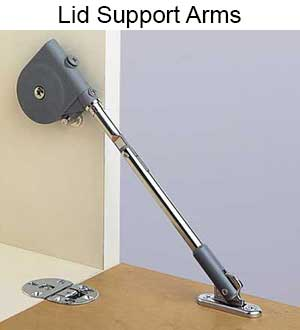 lid-support-arms