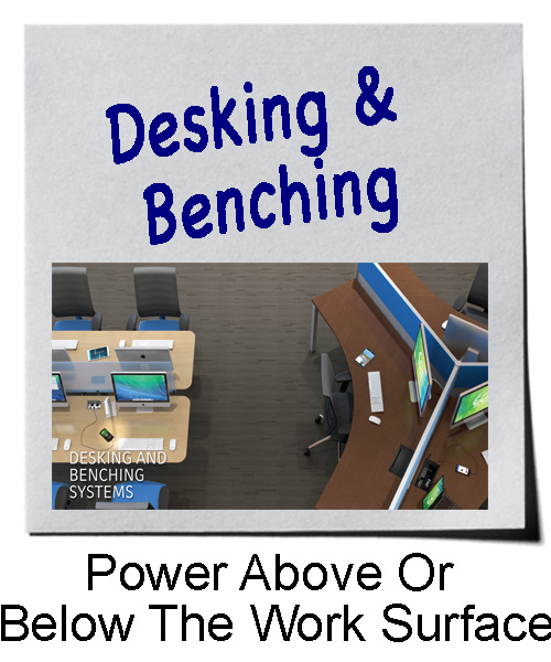 Desking And Benching Systems
