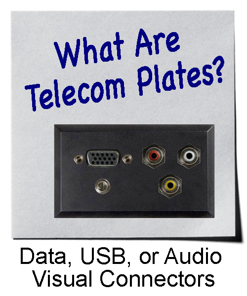 What Are Telecom Plates?