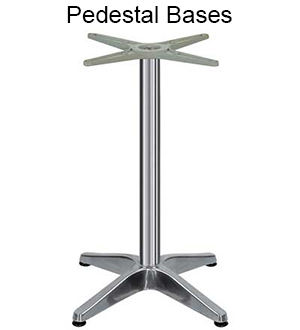 table pedestal legs wrought coffee buy steel bases metal iron