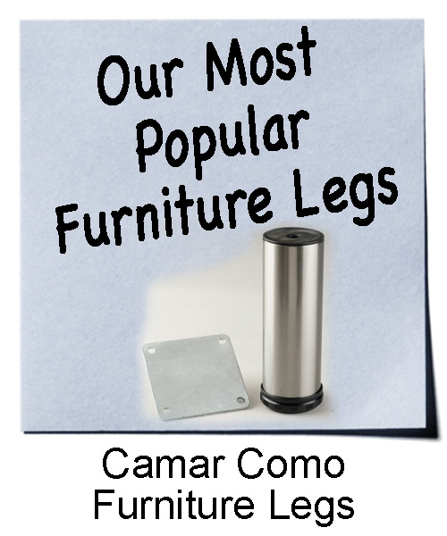 Camar Como Furniture Legs