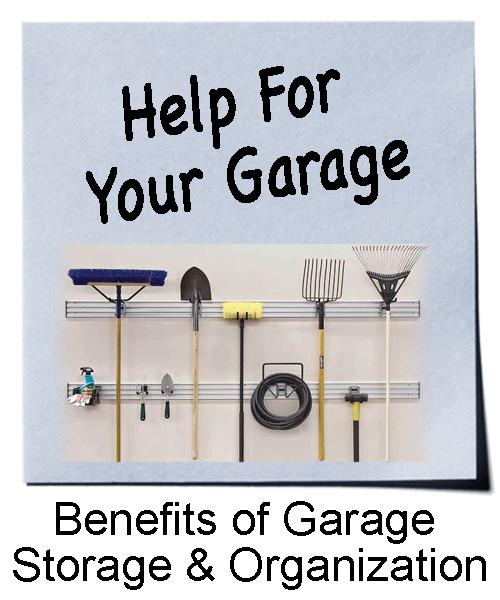 Benefits of Garage Storage and Organization