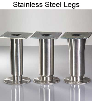 Metal amp wood furniture legs designs for any project