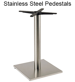 stainless-steel-pedestal-bases