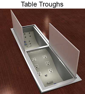 table-troughs