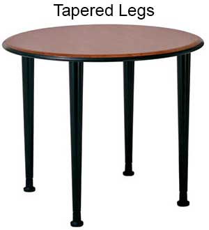 tapered-legs