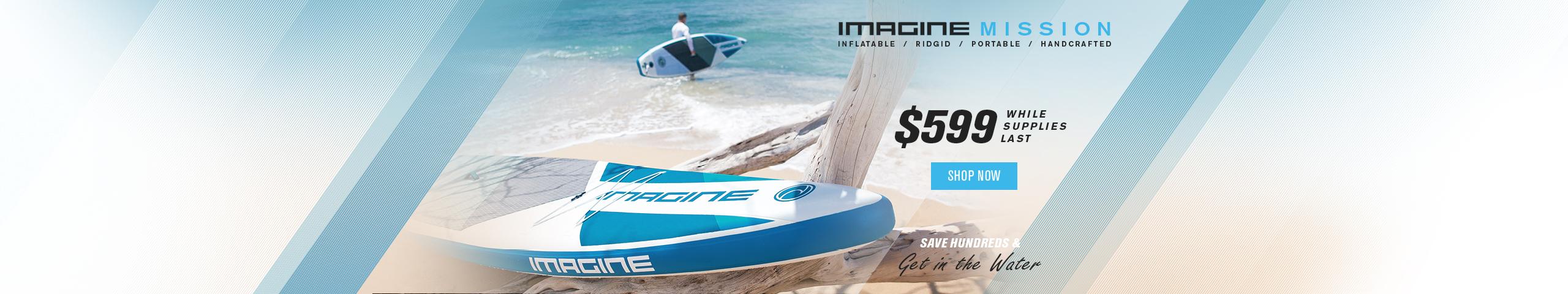 Imagine Mission LTE On Sale