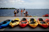 Kayak (SIngle - Tandem - Mirage) Rentals