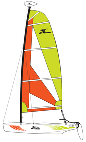 HOBIE CLUB WAVE SEABREEZE