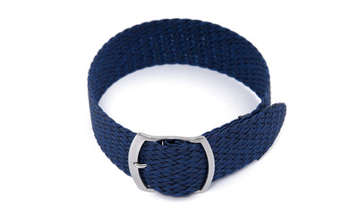 Ocean Blue Sailor - RIOS1931 Water Resistant Plaited Perlon Watch Strap