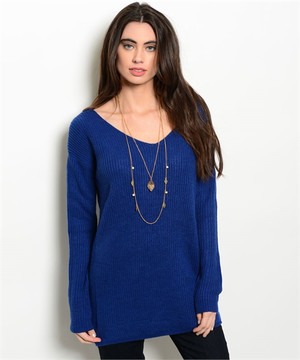 OVERSIZE TUNIC SWEATER