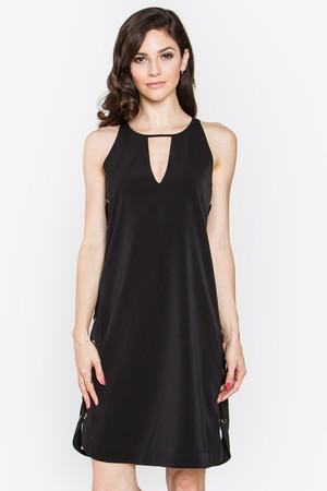 JUSTINA SHIFT DRESS