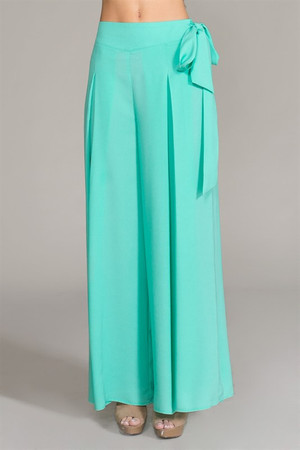 Mint Wide Leg Pants