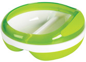 OXO TOT Divided Feeding Dish with Removable Ring and Storage Lid 1 pk (More Colors)