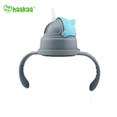 Haakaa Wide Neck Straw Cap with Handle (More Colors)