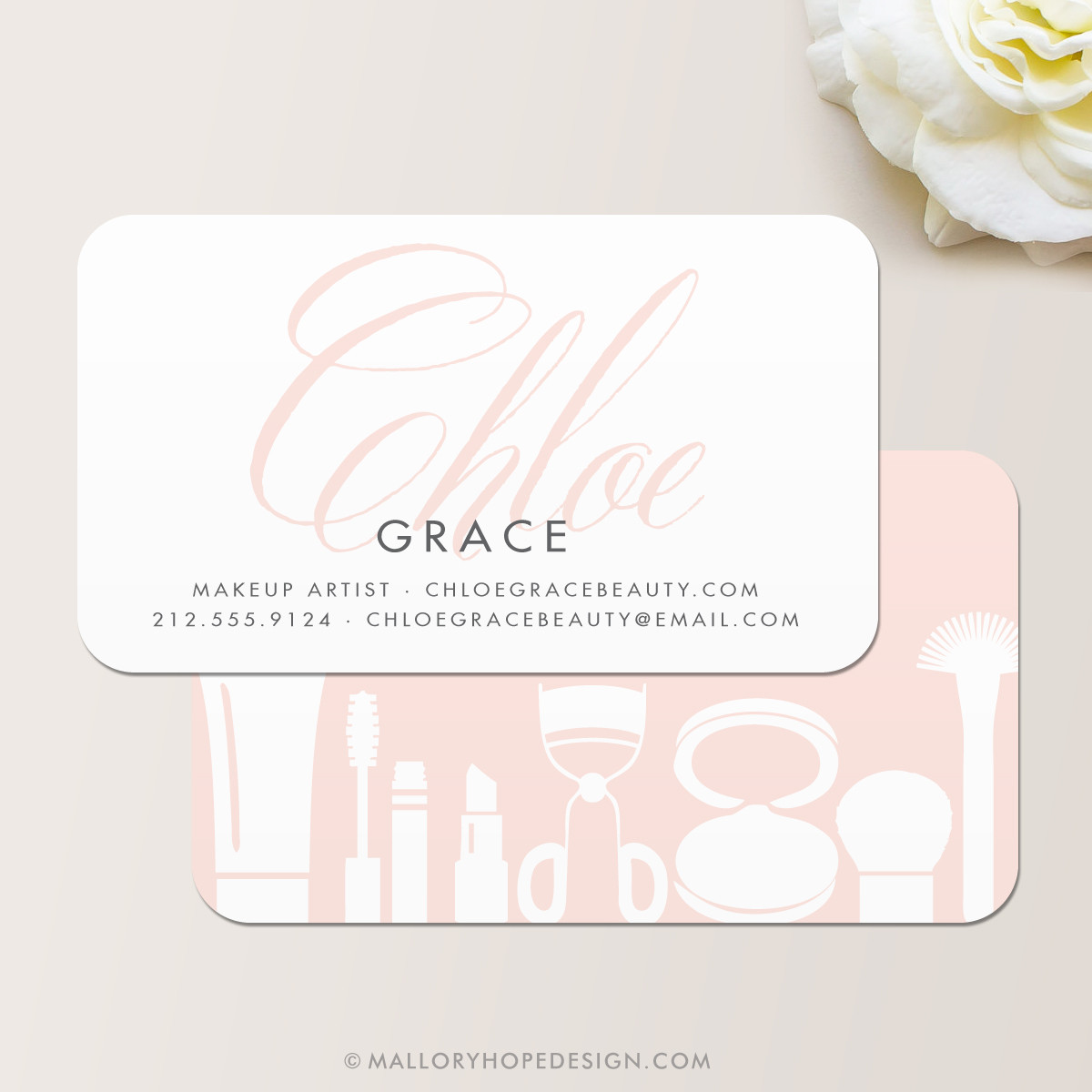 Makeup Artist Business Cards Wording Gallery - Card Design And Card ...