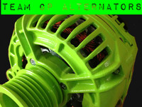 NISSAN PATHFINDER 3.5L -2001-2004- 220AMP TEAM GP Alternator