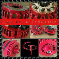 PONTIAC GRAND PRIX 3.8L -1998-2004- 200AMP TEAM GP Alternator