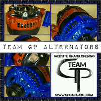 NISSAN XTERRA 3.3L -1996-2004- 200 AMP TEAM GP ALTERNATOR