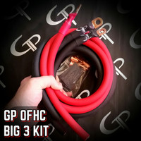 GP 'MERICA NO BS TRUE 1/0 OFHC BIG 3 UPGRADE KIT