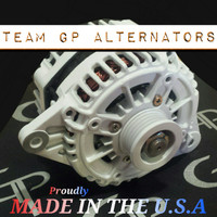NISSAN SENTRA  2.0L -2010-2011-  300 AMP TEAM GP ALTERNATOR