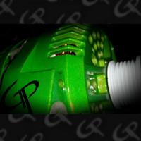 NISSAN VERSA 1.6L -2014- 220 AMP TEAM GP ALTERNATOR