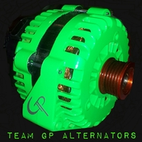 CHEVROLET CAMARO 3.8L -1999- 220 AMP TEAM GP Alternator
