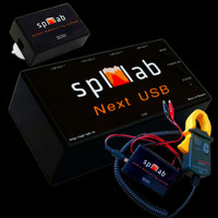 SPL LAB NEXT USB +1 SPL Meter +1 AC CLAMP