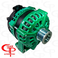 370 Amp High Output Alternator GM
