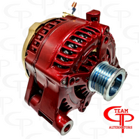 JEEP WRANGLER 3.6L 2014 320 AMP High Output Alternator