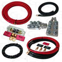 **The Complete: 4 AWG Stage 1 Wiring Kit